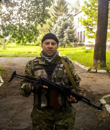 """Оточений терористами, боєць """"Білий"""" загинув сам і забрав з собою чотирьох ворогів"""