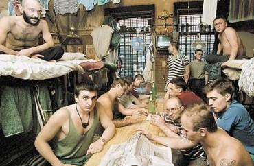 """В украинских тюрьмах зеки с нетерпением ждут террористов для перевоспитания возле """"параши"""""""