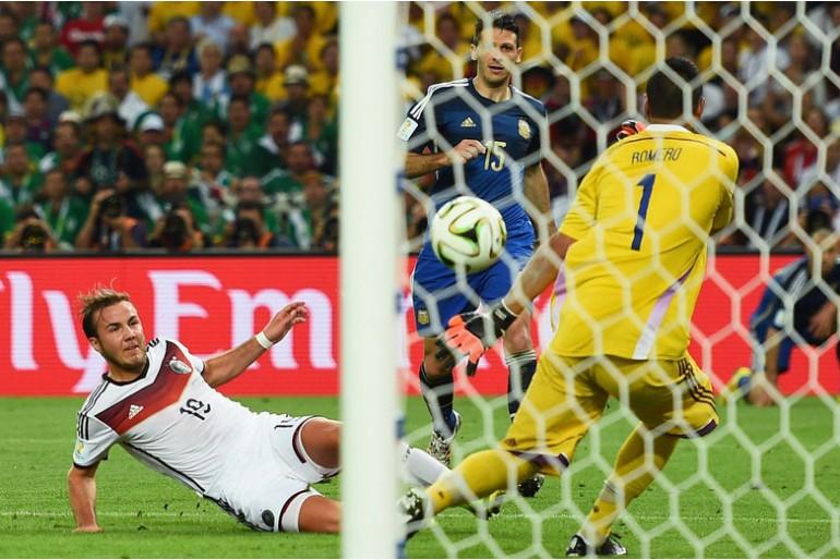 Чемпіоном світу з футболу стала Німеччина