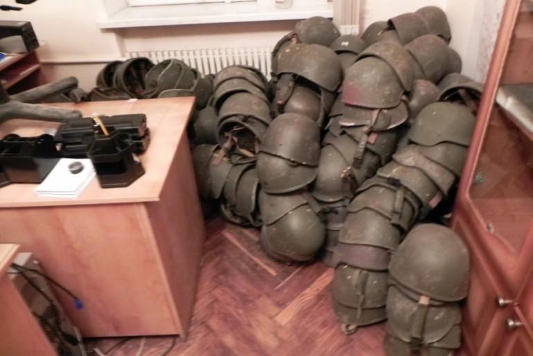 15 тонн допомоги відправлено на Схід з Тернополя