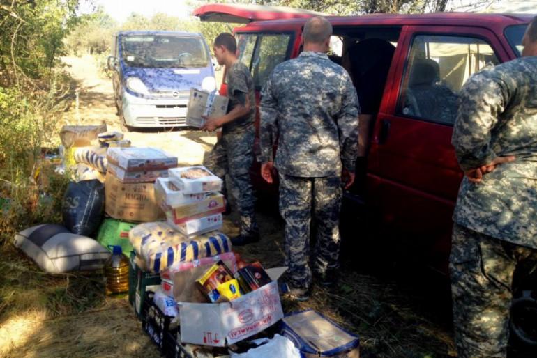 Чергову тернопільську допомогу доставили на передову та у військові госпіталі