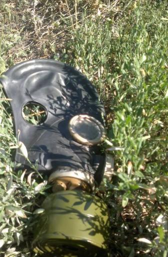 Російські терористи застосували хімічну зброю на Луганщині