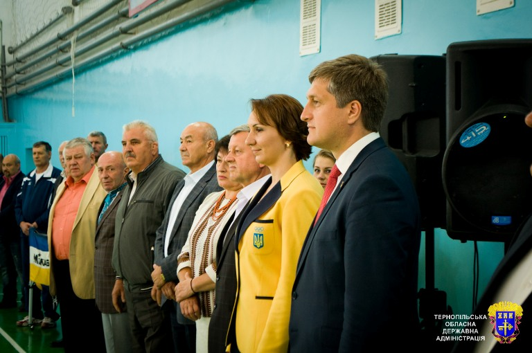 Розпочався І Всеукраїнський турнір з волейболу пам'яті професора Сергія Юрія