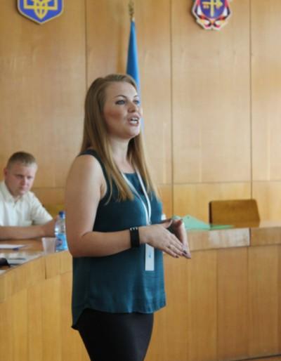 У Тернопільській облдержадміністрації вже піаряться на темі сексуального рабства