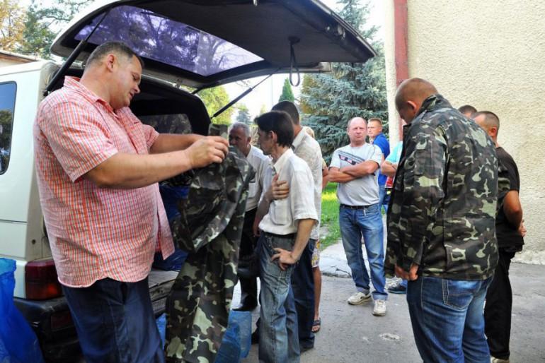 Як Чортківський район допомагає своїм солдатам