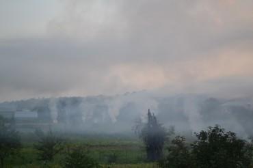 Що у Тернополі горіло? (фото, відео)