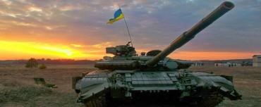 Як український герой-танкіст Микола Тішик з 51-ї Волинської механізованої бригади на своєму танку Т-64М знешкодив відразу три російських танка