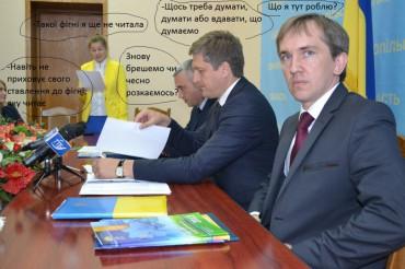 Голова Тернопільської облдержадміністрації відрікся від своїх передвиборчих обіцянок