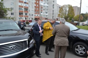 Як міністр освіти користувався адмінресурсом на Тернопільщині (фото, відео)