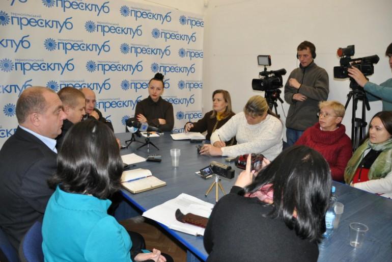 """Тернопільські журналісти проти криміналітету, який, під виглядом громадських активістів, починає """"вчити, як треба жити"""""""
