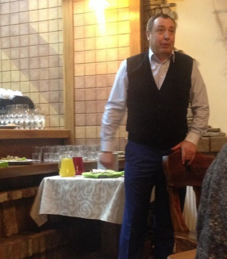 """У центрі Тернополя відкривається новий ресторан """"Балагур"""""""