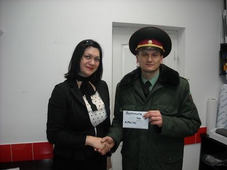 На Тернопільщині допомагають учасникам антитерористичної операції