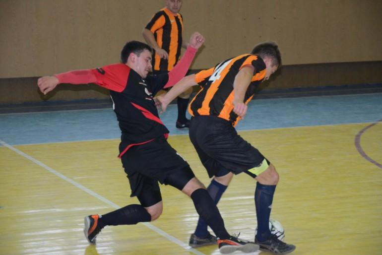Тернопільська вища футзальна ліга: наймолодші знову перемагають