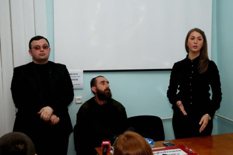 Презентація книги Андрія Юркевича у Тернополі