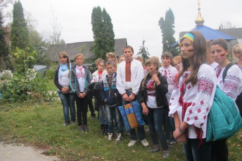 Як у школі села Попівці виховують учнів (фото)