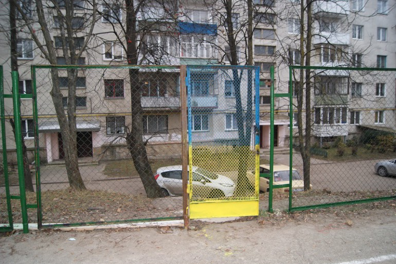 У Тернополі оновили спортивний майданчик