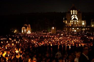"""14-15 липня відбудеться проща до Марійського духовного центру """"Зарваниця"""""""