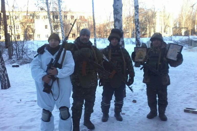 Українські бійці з Тернопільщини потрапили в полон у донецькому аеропорту