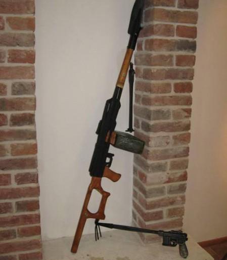 """У """"Бункермуз"""" покажуть, як стріляє віник"""