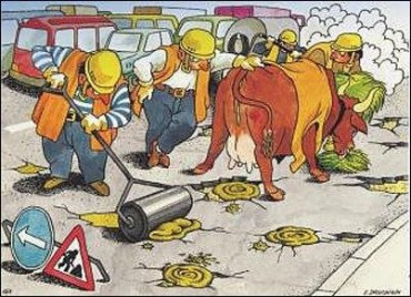 Перелік тернопільських вулиць, де ремонтуватимуть дороги та тротуари у 2015 році