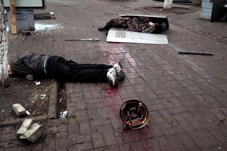 Правозахисники презентували доповідь про злочини проти людяності під час Євромайдану