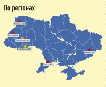 Тернопільська міська рада не надала журналістам  інформацію про прибутки своїх депутатів