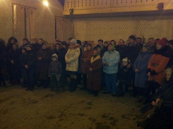 У селі Збручанське зустрічали героя АТО