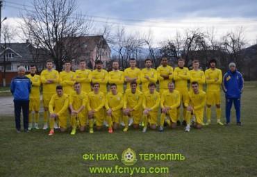 """Контракти з """"Нивою"""" підписали вісім футболістів"""