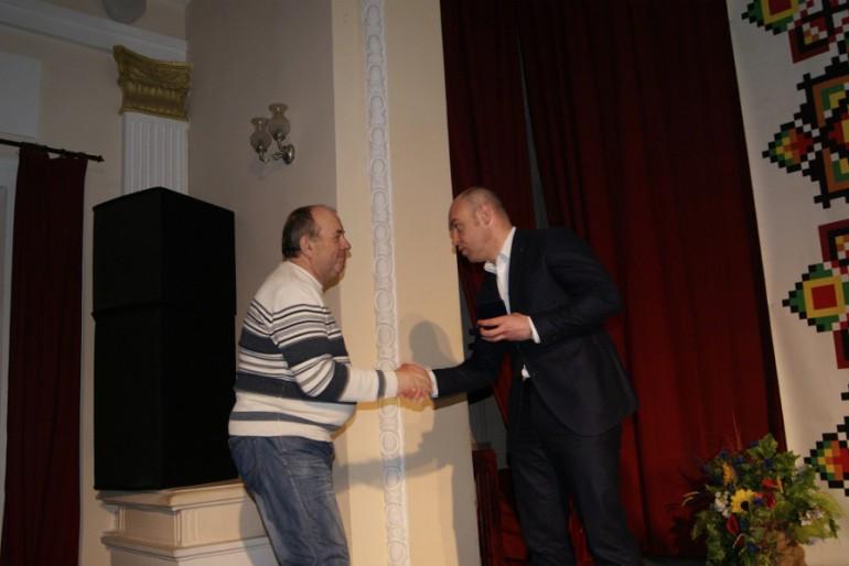 Міський голова Надал розсмішив тернополян, відзначивши кращих комунальників