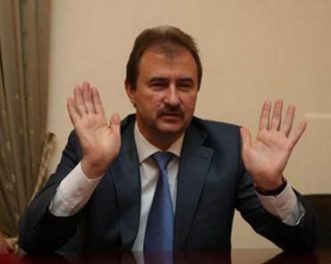 Попов розказав свою версію розгону Євромайдану