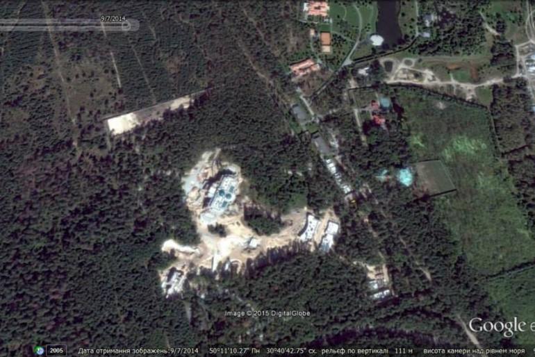 Ахметов будує під Києвом нове Межигір'я?