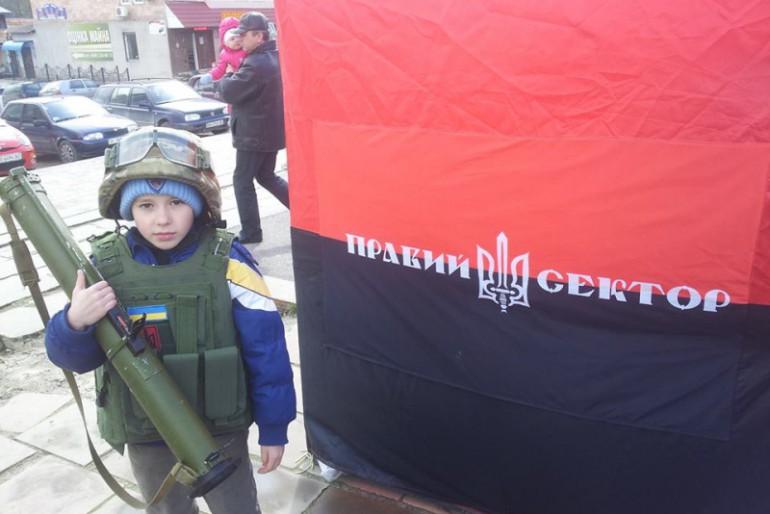 У Збаражі ярмаркували для підтримки добровольців АТО