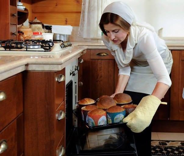 Рецепт великодньої паски від Марини Порошенко