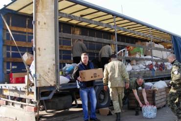 """Великодній рейд на Донбас групи """"Схід і Захід разом"""""""