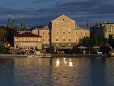 Фонтани та парки Тернополя: ейфорія на фоні системної кризи
