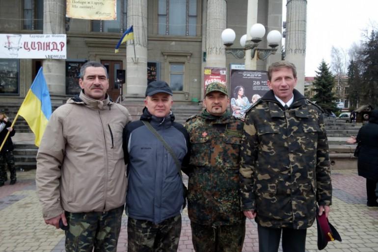 """Козацькі ігри """"Сокіл"""" та """"Джура"""" проводять у Тернополі"""