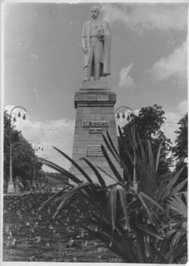 Хто втопив тернопільського Шевченка?
