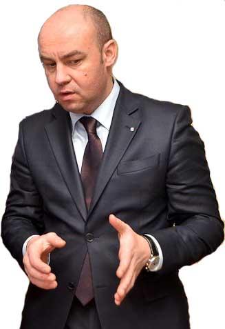 Мер Тернополя Сергій Надал розпочав виборчу кампанію