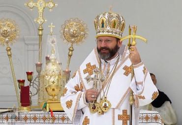 Великоднє послання Блаженнішого Cвятослава