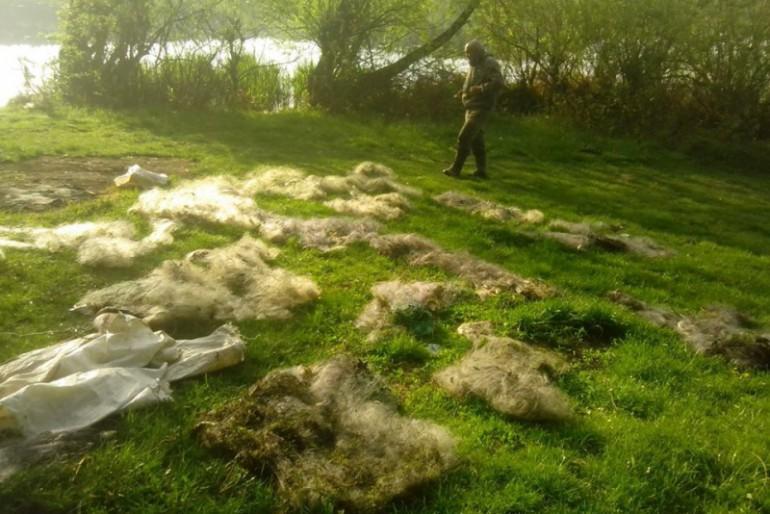 У селі Скородинці затримали браконьєрів (фото)