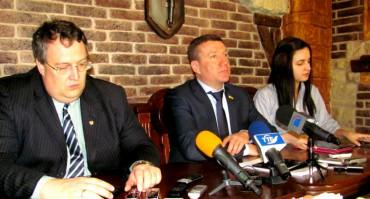 Антон Геращенко попереджав Надала про хабарників і спалив Заставного