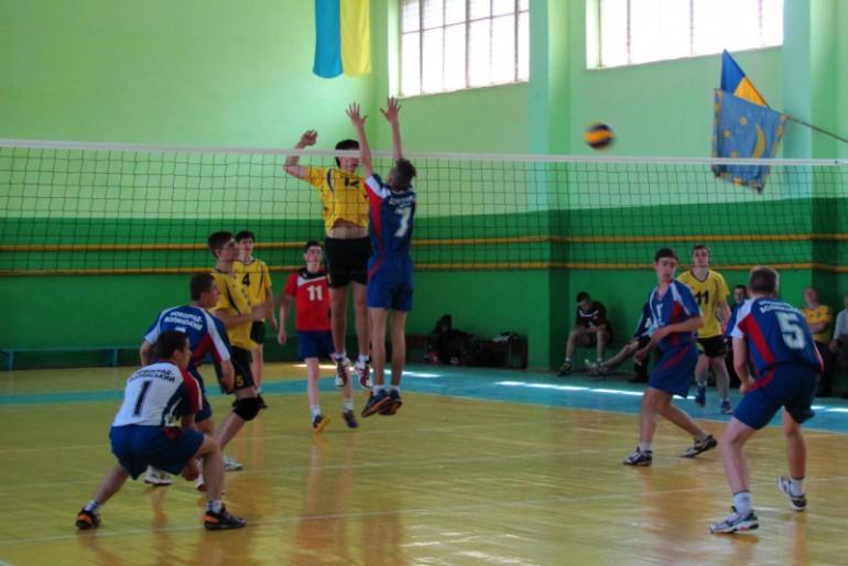 У Теребовлі відбувся всеукраїнський турнір з волейболу, присвячений Дню Героїв