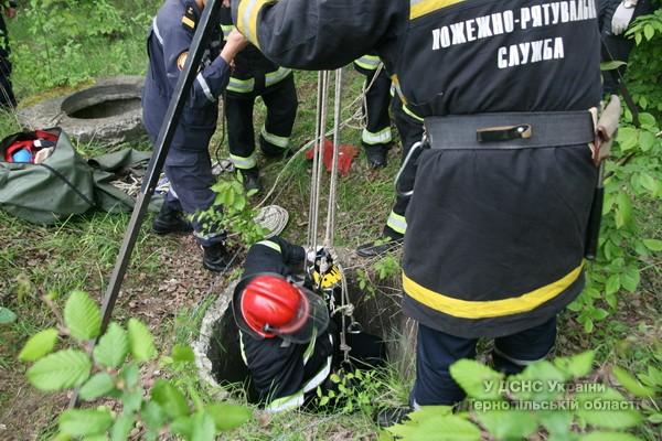 У Тернополі двоє людей впали у відкритий люк теплотраси (фото, відео)