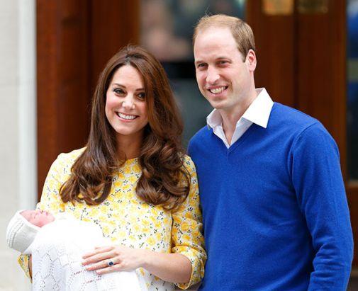 Кейт Мідлтон оголосила ім'я маленької принцеси (фото)