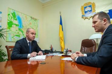 Як арештовували за хабар заступника мера Тернополя (відео)