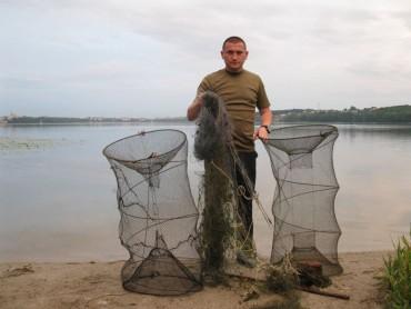 У Тернополі займаються браконьєрством навіть спортсмени на байдарках