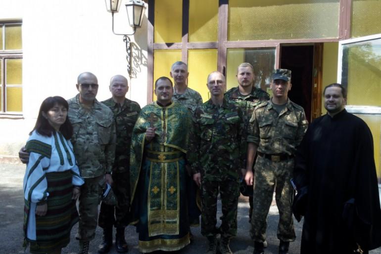 Зелені свята в артилерійській бригаді