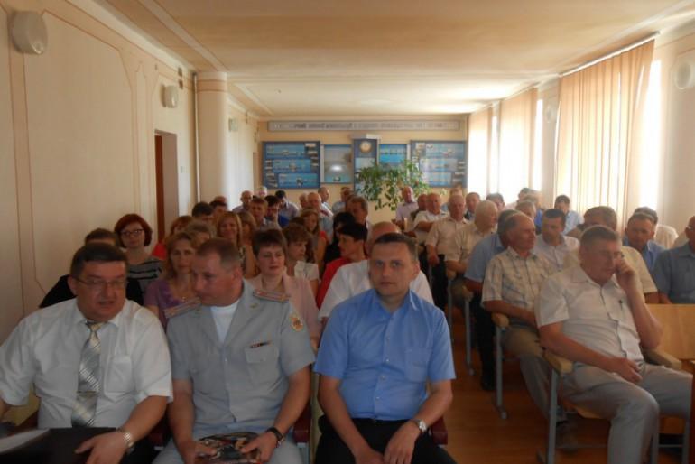 Працівники водного господарства області відзначили професійне свято