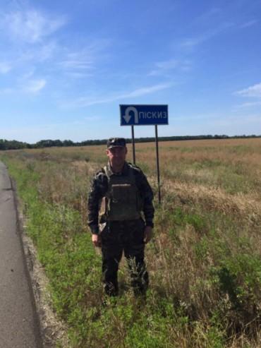 Заради рекламного ролика мер Тернополя їздив на Донбас (відео)