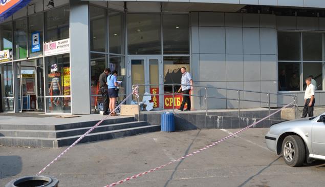 Пограбували ювелірний магазин на вулиці 15 квітня у Тернополі